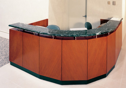 Arnold Reception Desk